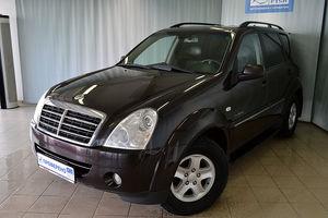 Авто SsangYong Rexton, 2009 года выпуска, цена 649 000 руб., Санкт-Петербург