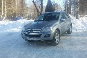 Автомобиль Mercedes-Benz M-Класс, отличное состояние, 2010 года выпуска, цена 1 290 000 руб., Челябинск