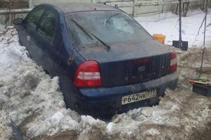 Автомобиль Kia Shuma, битый состояние, 2000 года выпуска, цена 45 000 руб., Москва