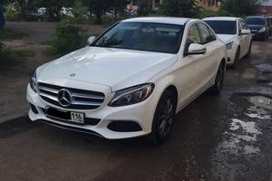 Подержанный автомобиль Mercedes-Benz C-Класс, отличное состояние, 2015 года выпуска, цена 1 750 000 руб., Казань
