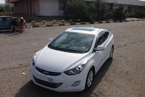 Автомобиль Hyundai Avante, отличное состояние, 2011 года выпуска, цена 815 000 руб., Новороссийск