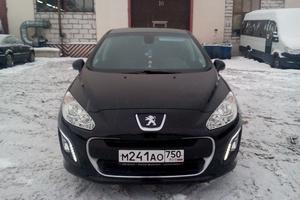 Автомобиль Peugeot 308, хорошее состояние, 2011 года выпуска, цена 410 000 руб., Климовск