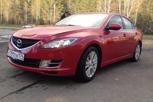 Подержанный автомобиль Mazda 6, хорошее состояние, 2008 года выпуска, цена 480 000 руб., Челябинск