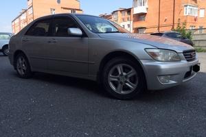 Автомобиль Toyota Altezza, хорошее состояние, 2001 года выпуска, цена 260 000 руб., Владикавказ
