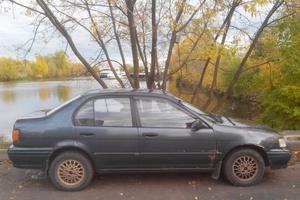 Автомобиль Toyota Tercel, битый состояние, 1993 года выпуска, цена 68 000 руб., Москва и область