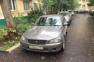 Автомобиль Toyota Altezza, хорошее состояние, 2000 года выпуска, цена 500 000 руб., Москва