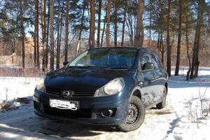 Автомобиль Nissan AD, отличное состояние, 2010 года выпуска, цена 400 000 руб., Челябинск