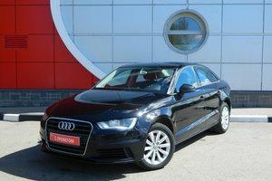 Подержанный автомобиль Audi A3, отличное состояние, 2014 года выпуска, цена 815 000 руб., Москва