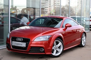 Подержанный автомобиль Audi TT, отличное состояние, 2012 года выпуска, цена 1 449 000 руб., Москва