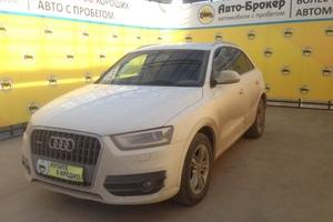 Авто Audi Q3, 2012 года выпуска, цена 1 110 000 руб., Самара