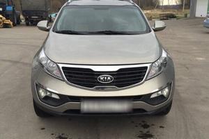 Автомобиль Kia Sportage, хорошее состояние, 2011 года выпуска, цена 770 000 руб., Серпухов