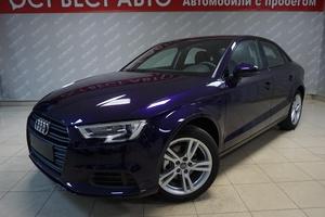 Подержанный автомобиль Audi A3, отличное состояние, 2017 года выпуска, цена 1 379 000 руб., Москва