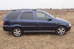 Автомобиль Fiat Palio, хорошее состояние, 2000 года выпуска, цена 135 000 руб., Смоленск