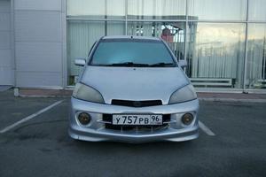 Автомобиль Daihatsu YRV, хорошее состояние, 2001 года выпуска, цена 168 000 руб., Тюмень