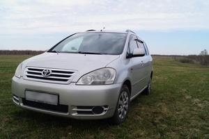 Автомобиль Toyota Avensis Verso, хорошее состояние, 2001 года выпуска, цена 460 000 руб., Прокопьевск