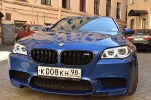Автомобиль BMW M5, отличное состояние, 2013 года выпуска, цена 3 000 000 руб., Санкт-Петербург