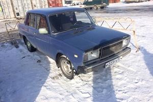 Подержанный автомобиль ВАЗ (Lada) 2107, отличное состояние, 2007 года выпуска, цена 70 000 руб., Южноуральск