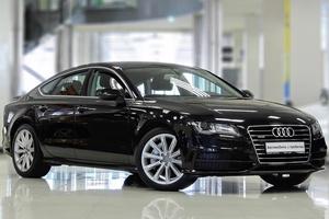 Подержанный автомобиль Audi A7, отличное состояние, 2014 года выпуска, цена 2 158 000 руб., Москва