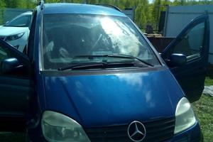 Автомобиль Mercedes-Benz Vaneo, хорошее состояние, 2002 года выпуска, цена 330 000 руб., пгт. Томилино