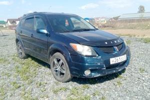 Автомобиль Pontiac Vibe, хорошее состояние, 2004 года выпуска, цена 415 000 руб., Томск