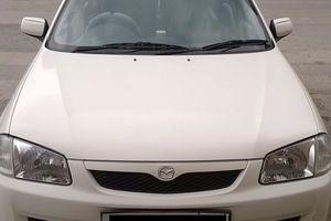 Автомобиль Mazda Familia, хорошее состояние, 1998 года выпуска, цена 120 000 руб., Новосибирск