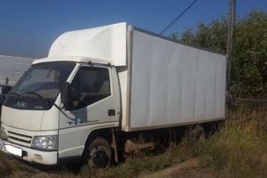 Автомобиль JMC Carrying JX1051, среднее состояние, 2011 года выпуска, цена 400 000 руб., Братск
