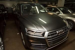 Авто Audi Q5, 2017 года выпуска, цена 3 872 879 руб., Москва