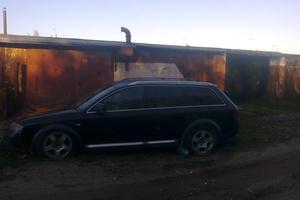Автомобиль Audi Allroad, плохое состояние, 2001 года выпуска, цена 150 000 руб., Архангельск