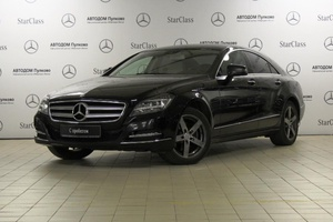 Авто Mercedes-Benz CLS-Класс, 2013 года выпуска, цена 1 990 000 руб., Санкт-Петербург