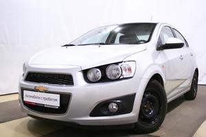 Авто Chevrolet Aveo, 2014 года выпуска, цена 460 000 руб., Санкт-Петербург