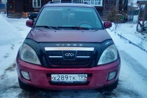 Подержанный автомобиль Chery Tiggo, среднее состояние, 2006 года выпуска, цена 210 000 руб., Московская область