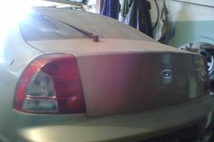 Автомобиль Kia Shuma, битый состояние, 2004 года выпуска, цена 55 000 руб., Москва