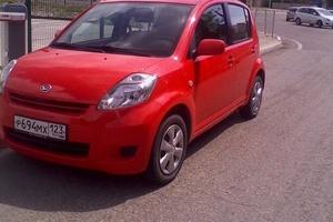 Автомобиль Daihatsu Sirion, хорошее состояние, 2008 года выпуска, цена 270 000 руб., Туапсе