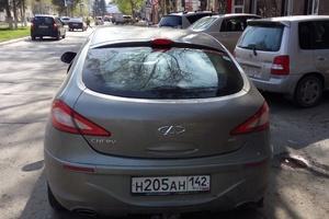 Автомобиль Chery M11, хорошее состояние, 2010 года выпуска, цена 250 000 руб., Кемерово