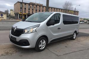 Авто Renault Trafic, 2015 года выпуска, цена 1 630 000 руб., Санкт-Петербург