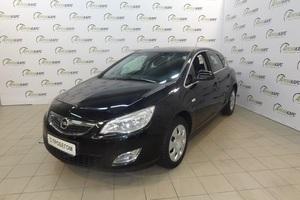 Авто Opel Astra, 2011 года выпуска, цена 490 000 руб., Санкт-Петербург