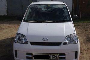 Автомобиль Daihatsu Mira, отличное состояние, 2002 года выпуска, цена 140 000 руб., Красноярск