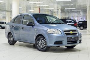 Авто Chevrolet Aveo, 2007 года выпуска, цена 222 222 руб., Москва