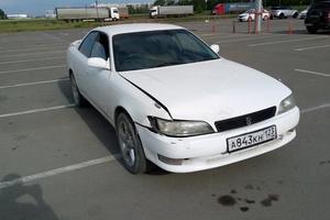 Автомобиль Toyota Mark II, хорошее состояние, 1995 года выпуска, цена 205 000 руб., Краснодар