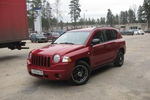 Автомобиль Jeep Compass, отличное состояние, 2006 года выпуска, цена 490 000 руб., Пенза