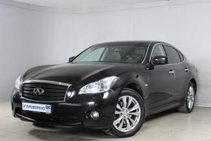 Авто Infiniti M-Series, 2012 года выпуска, цена 1 299 000 руб., Санкт-Петербург