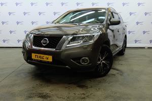 Авто Nissan Pathfinder, 2014 года выпуска, цена 1 595 000 руб., Москва