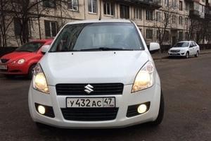 Авто Suzuki Splash, 2010 года выпуска, цена 365 000 руб., Самара