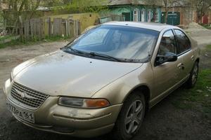 Автомобиль Chrysler Cirrus, среднее состояние, 1999 года выпуска, цена 150 000 руб., Ростов-на-Дону