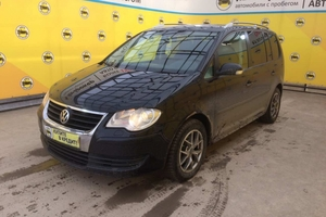 Авто Volkswagen Touran, 2007 года выпуска, цена 390 000 руб., Самара