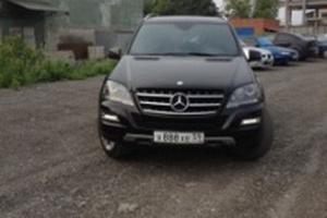Автомобиль Mercedes-Benz M-Класс, отличное состояние, 2012 года выпуска, цена 1 480 000 руб., Челябинск