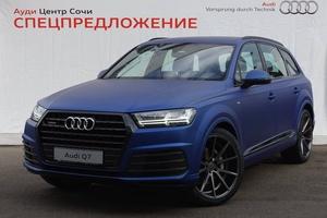 Новый автомобиль Audi Q7, 2016 года выпуска, цена 5 970 000 руб., Сочи