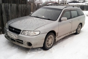Автомобиль Nissan Avenir, хорошее состояние, 1999 года выпуска, цена 185 000 руб., ао. Ханты-Мансийский Автономный округ - Югра