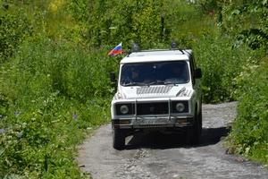Автомобиль Aro 24, хорошее состояние, 1990 года выпуска, цена 200 000 руб., Карачаевск