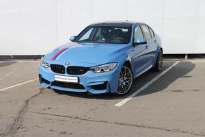 Авто BMW M3, 2016 года выпуска, цена 4 530 000 руб., Москва